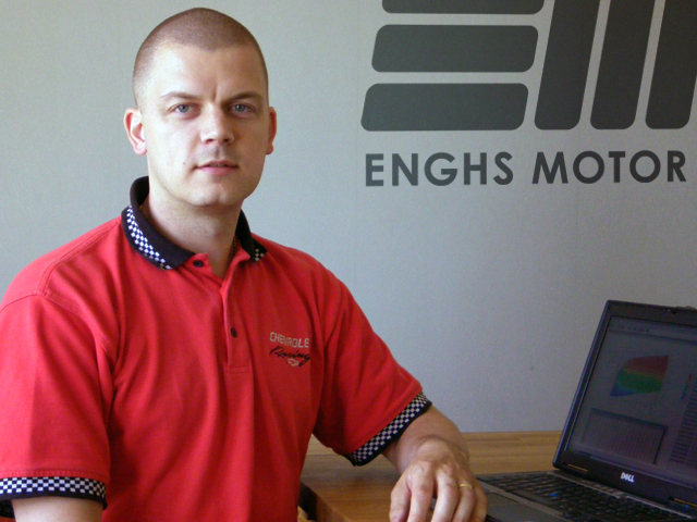 Stefan Engh - Enghs Motor