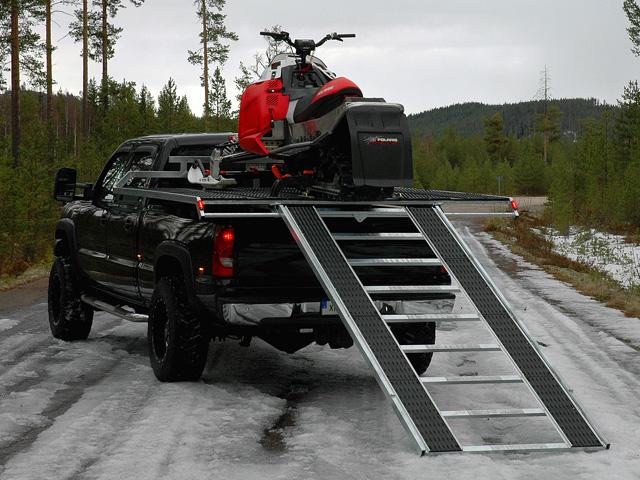 Enghs Motor sled deck